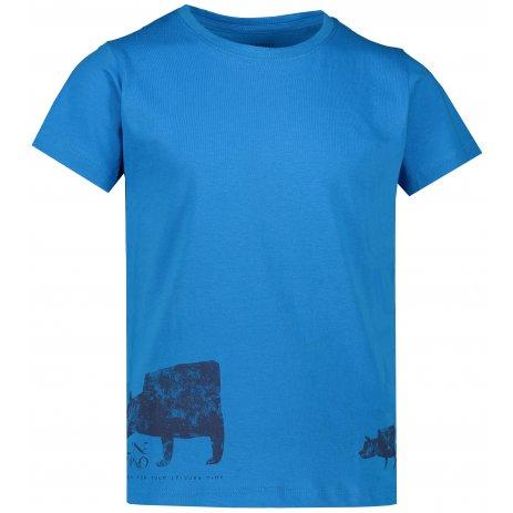 Dětské triko ALPINE PRO NEJO 2 KTSR243 MODRÁ