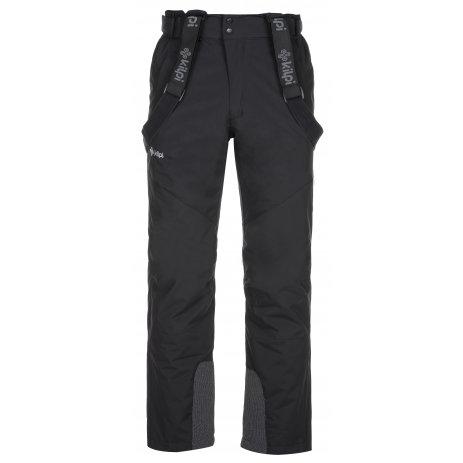 Pánské zimní kalhoty KILPI MIMAS-M LM0033KI ČERNÁ