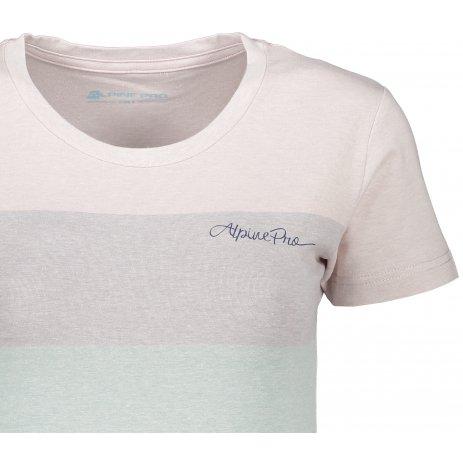 Dámské triko ALPINE PRO MILIA LTSR589 MODRÁ