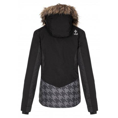 Dámská zimní bunda KILPI TESSA-W LL0042KI ČERNÁ