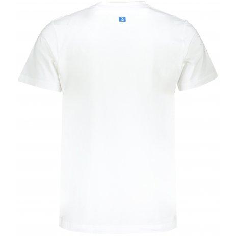 Pánské triko ALTISPORT VESPAS MTSR507 BÍLÁ