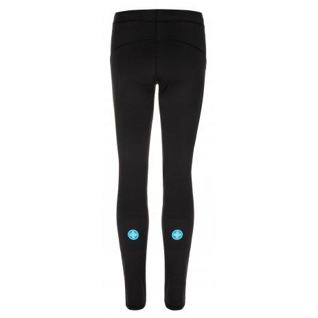 Dámské elastické kalhoty KILPI RUNIA-W LL0062KI ČERNÁ