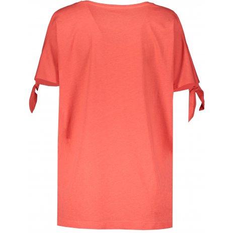 Dámské triko s krátkým rukávem ALTISPORT NIALA LTSR671 ORANŽOVÁ