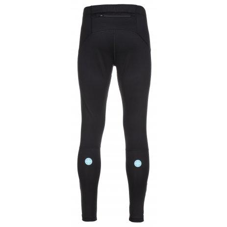 Pánské běžkařské kalhoty KILPI KARANG-M LM0069KI ČERNÁ