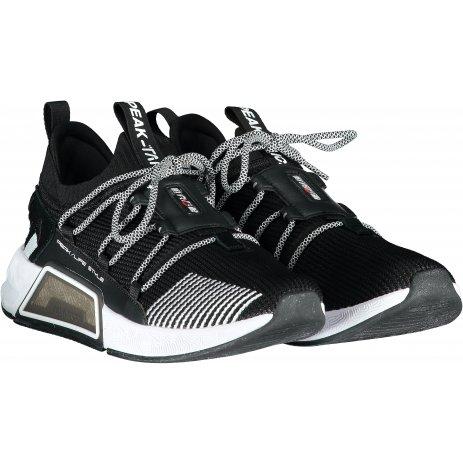 Pánské boty PEAK E93997E ČERNÁ/BÍLÁ