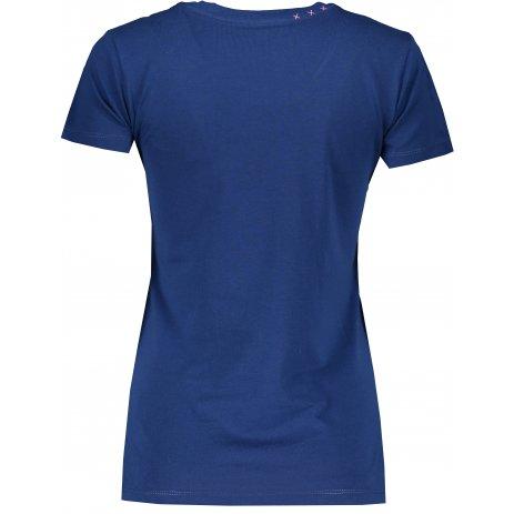 Dámské triko ALPINE PRO MARINA LTSR592 MODRÁ