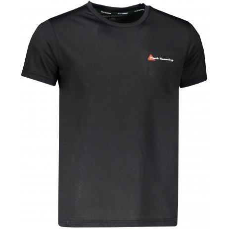 Pánské funkční triko PEAK FW693821 ČERNÁ