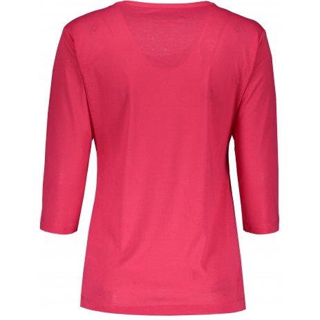 Dámské triko s 3/4 rukávem ALTISPORT MARAXA LTSR670 RŮŽOVÁ