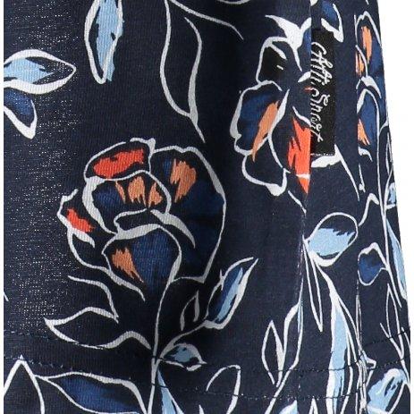 Dámské šaty ALTISPORT RIGELA LSKR248 MODRÁ