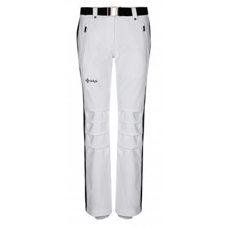 Dámské zimní kalhoty KILPI HANZO-W LL0039KI BÍLÁ