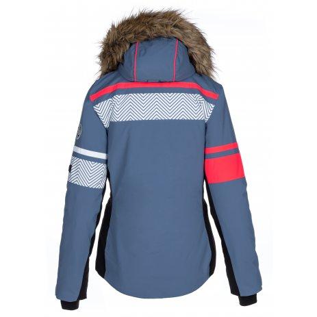 Dámská zimní bunda KILPI ANIELA-W LL0024KI MODRÁ