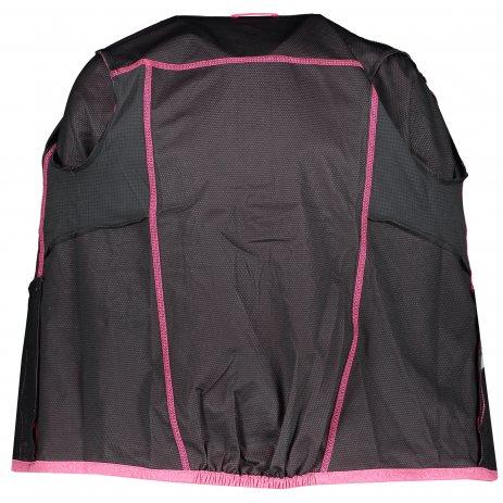 Dětská softshellová bunda ALPINE PRO TECHNICO 2 KJCR172 RŮŽOVÁ