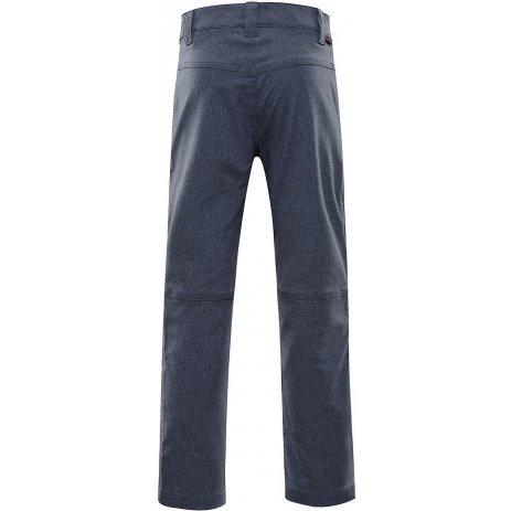 Dětské softshellové kalhoty ALPINE PRO PLATAN 4 KPAR158 MODRÁ