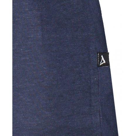 Dámské triko s krátkým rukávem ALTISPORT CYRA LTSR637 MODRÁ