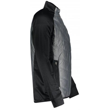 Pánská bunda PEAK F563051 ČERNÁ