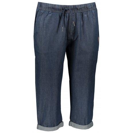 Dámské 3/4 kalhoty ALTISPORT DARJA LPAR429 MODRÁ