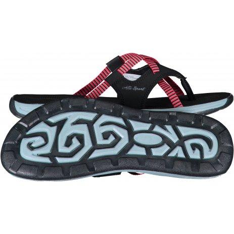 Dámské pantofle ALTISPORT RAMANA LBTR262 RŮŽOVÁ