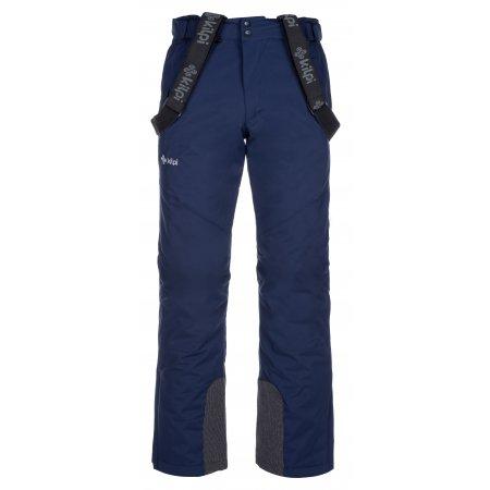 Pánské zimní kalhoty KILPI MIMAS-M LM0033KI TMAVĚ MODRÁ