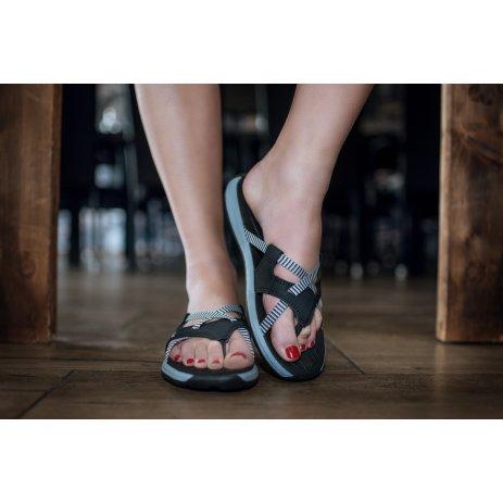 Dámské pantofle ALTISPORT RAMANA LBTR262 ČERNÁ