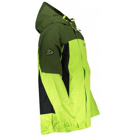Pánská bunda PEAK F263037 SVĚTLE ZELENÁ