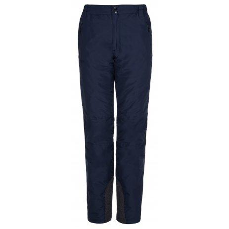 Dámské zimní kalhoty KILPI GABONE-W LL0047KI TMAVĚ MODRÁ