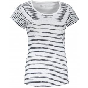 Dámské triko s krátkým rukávem ALTISPORT GOBNATA LTSR640 BÍLÁ