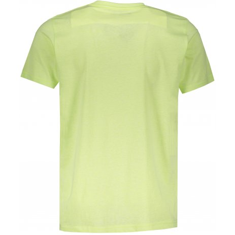 Pánské triko ALPINE PRO TIBERIO 8 MTSR474 ZELENÁ