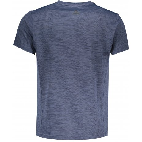 Pánské funkční triko PEAK FW693821 ŠEDÁ