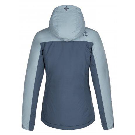 Dámská zimní bunda KILPI FLIP-W LL0041KI MODRÁ