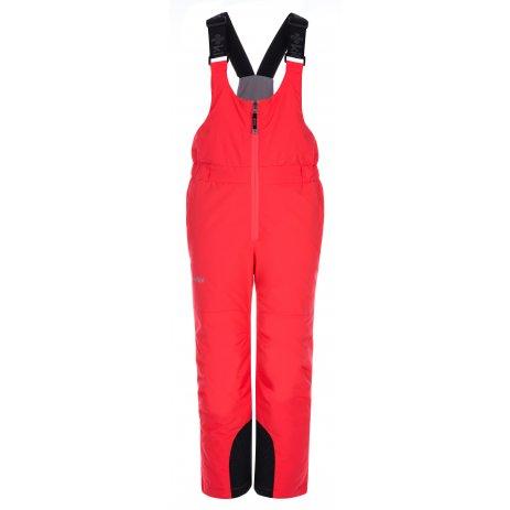 Dětské zimní kalhoty KILPI DARYL-J LJ0003KI RŮŽOVÁ