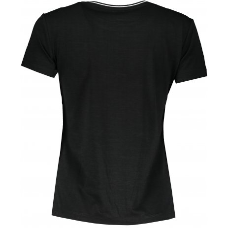 Dámské funkční triko PEAK FW693428 ČERNÁ