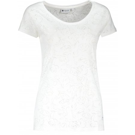 Dámské triko s krátkým rukávem ALTISPORT KREKA LTSR642 BÍLÁ