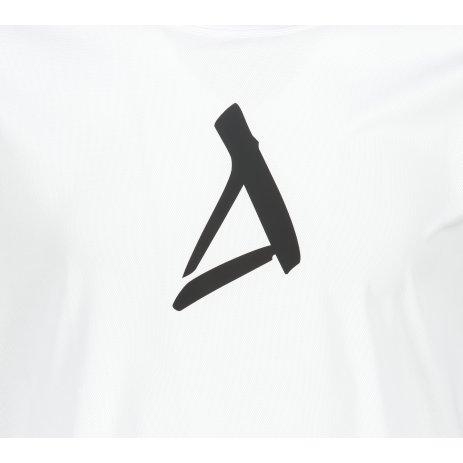 Pánské funkční triko ALTISPORT RIMIL MTSR539 BÍLÁ
