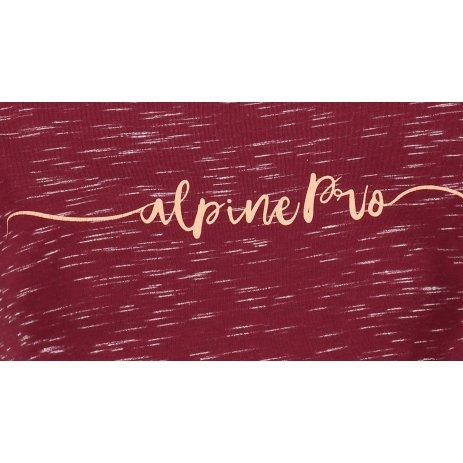 Dámské triko ALPINE PRO ROZENA 6 LTSR591 FIALOVÁ