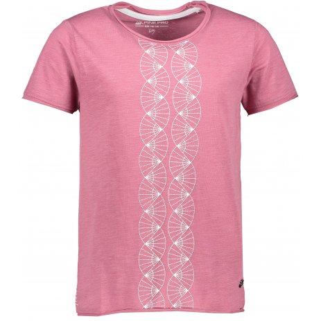 Dětské triko ALPINE PRO GANGO 2 KTSR242 RŮŽOVÁ
