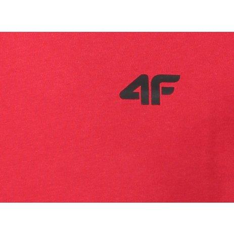 Pánské triko 4F NOSD4-TSM300 RED