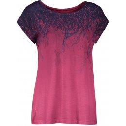 Dámské triko s krátkým rukávem ALTISPORT JULITTA LTSR641 RŮŽOVÁ