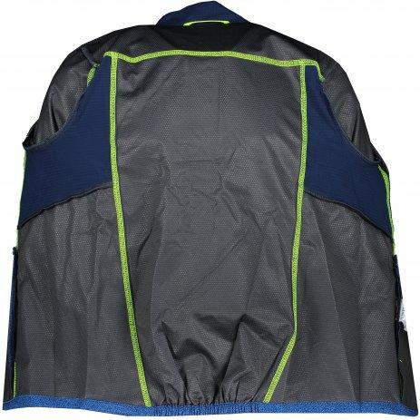 Dětská softshellová bunda ALPINE PRO TECHNICO 2 KJCR172 MODRÁ