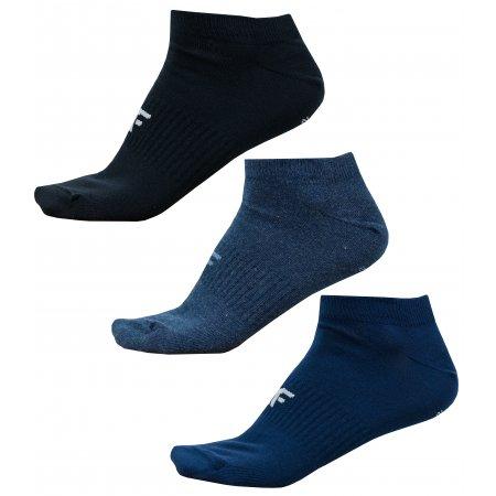 Pánské ponožky NOSD4-SOM301 NAVY MELANGE/NAVY/DEEP BLACK