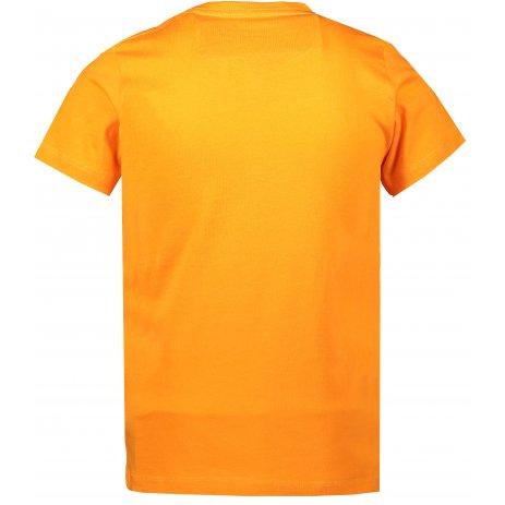 Dětské triko ALPINE PRO SPORO 2 KTSR244 ORANŽOVÁ