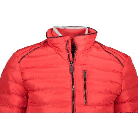 Pánská zimní bunda OMBRE AC422 RED