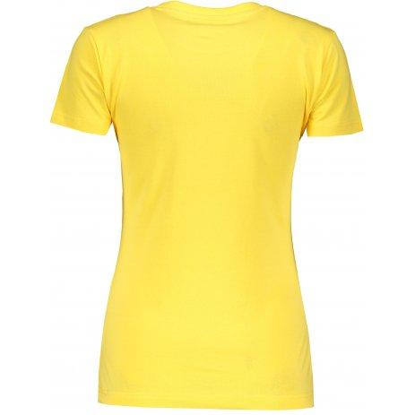Dámské triko ALPINE PRO UNEGA 7 LTSR573 ŽLUTÁ