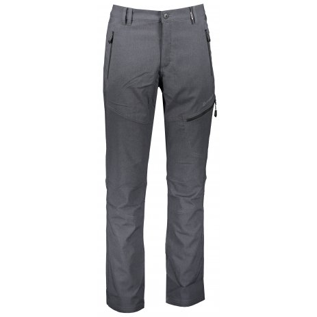 Pánské softshellové kalhoty ALPINE PRO CARB 4 MPAR379 ČERNÁ