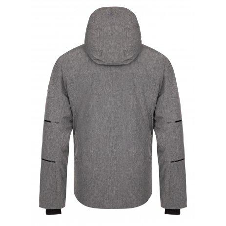 Pánská zimní bunda KILPI TONN-M LM0027KI TMAVĚ ŠEDÁ