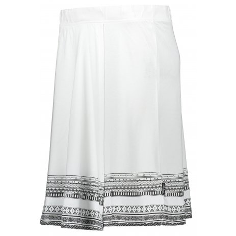 Dámská sukně ALTISPORT DENEB LSKR246 BÍLÁ