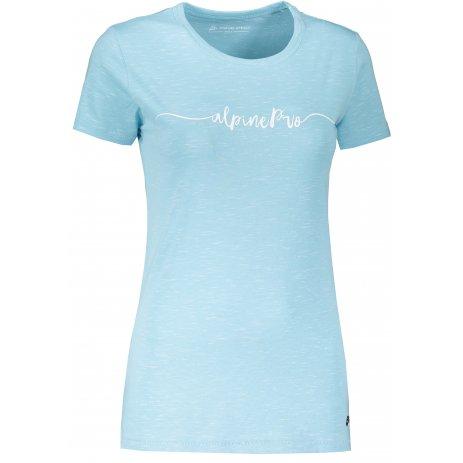 Dámské triko ALPINE PRO ROZENA 6 LTSR591 MODRÁ