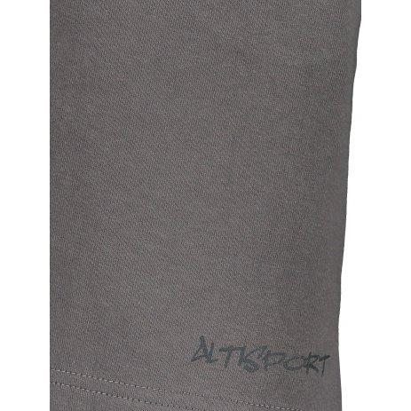 Pánské šortky ALTISPORT ORIGEN MPAR453 ŠEDÁ