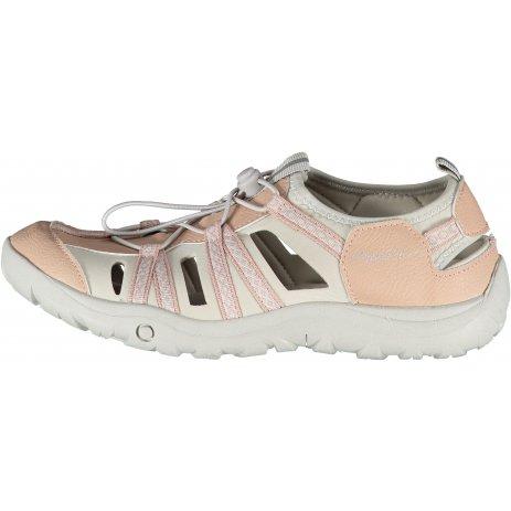 Dámské sandále ALPINE PRO RIANA LBTR260 BÉŽOVÁ