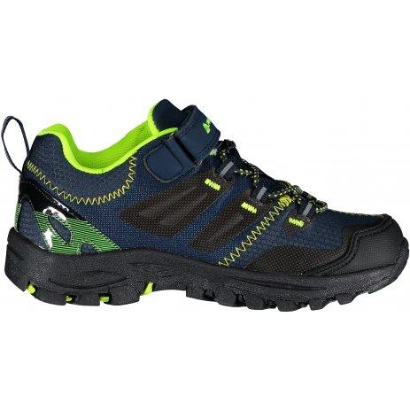 Dětské boty ALPINE PRO MIKIRU KBTR217 TMAVĚ MODRÁ