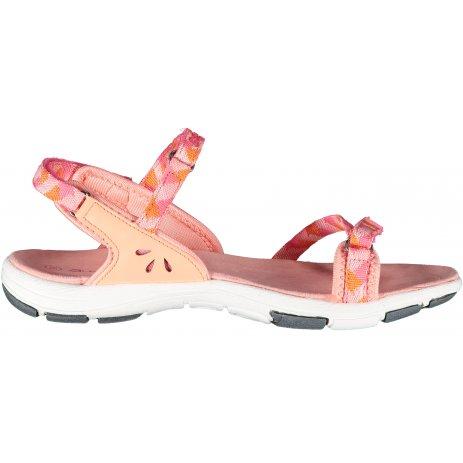 Dámské sandále ALPINE PRO MAGNUSA LBTR233 RŮŽOVÁ